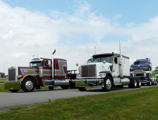 US Trucks at Assen Truckfest 2015!