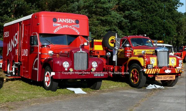 Mack B43 Jansen, Breda, The Netherlands
