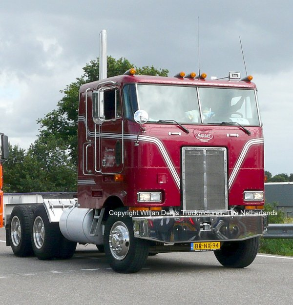 Peterbilt 362 Douven, Weert, The Netherlands