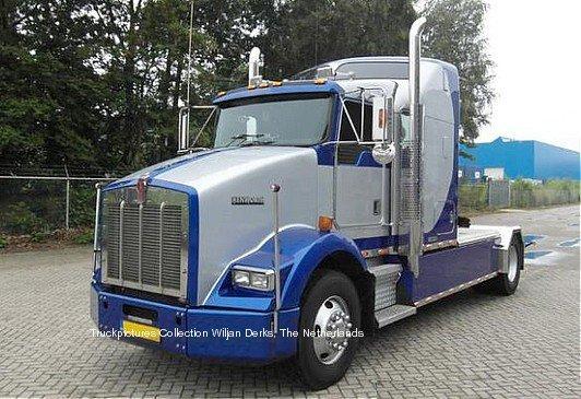 Kenworth T800 in Auction ex Flex In, The Netherlands
