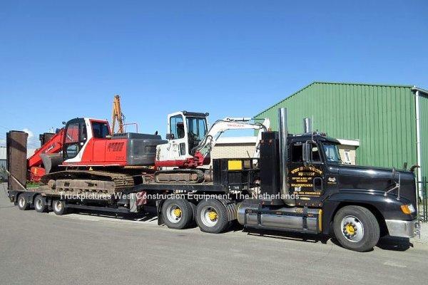 Freightliner FLD West Construction Equipment, Krabbendijke, The Netherlands