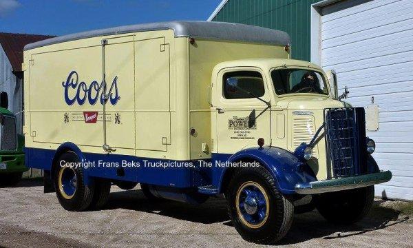 Mack E-H Coors, Michigan, USA