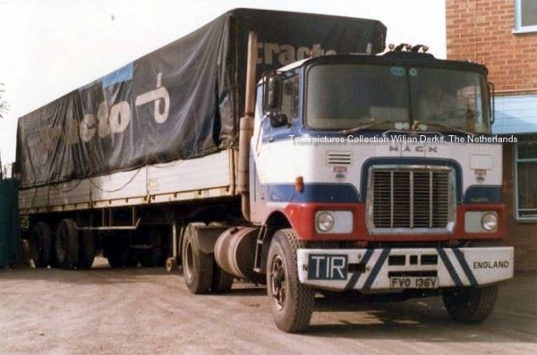Mack F700 from the United Kingdom
