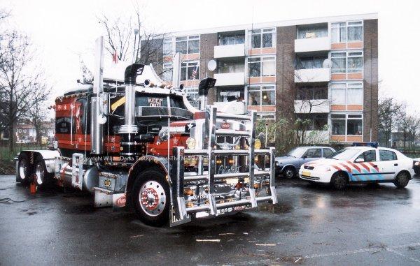 Peterbilt 359 Verheijen, Breda, The Netherlands