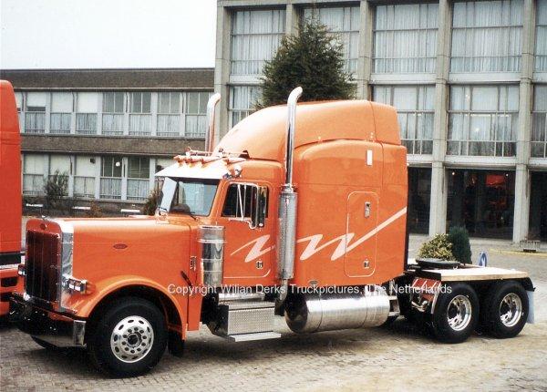 Peterbilt 379 Paccar DAF Trucks, Eindhoven, The Netherlands