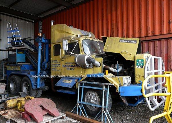 Autocar White Construcktor Sweers Ex Dalemans, Belgium