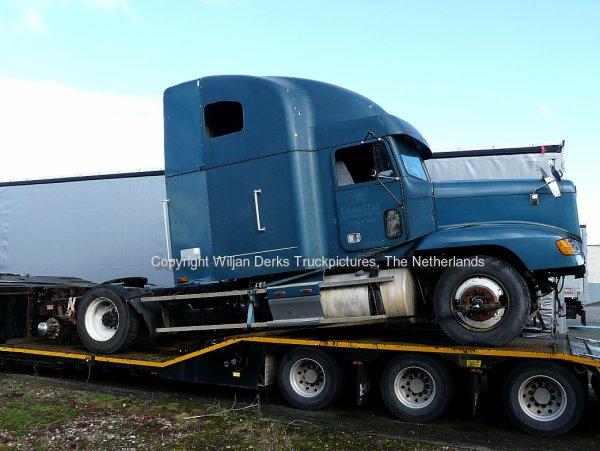 Freightliner FLD120 RBC Trans, Belgium