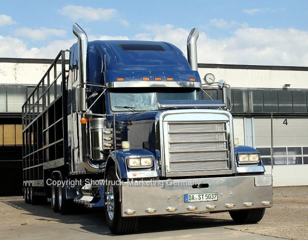 Freightliner Classic Showtruck Marketing, Griesheim Germany
