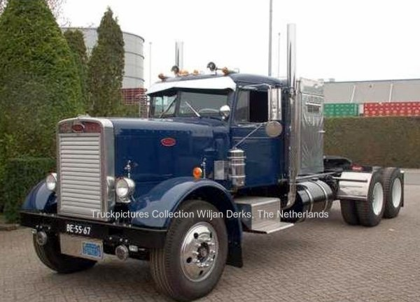 Peterbilt 281 for sale, contact me for more info, The Netherlands