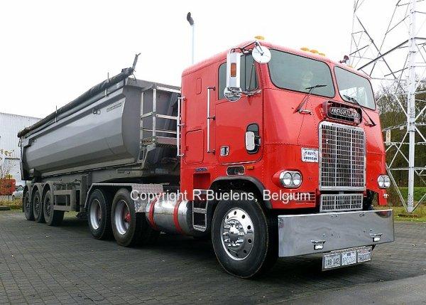 Freightliner COE RBC Trans, Belgium