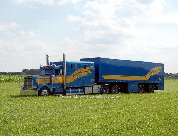 Freightliner Classic XXXL Vriend, Hem, The Netherlands