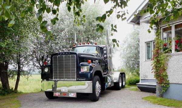 Dodge CNT 950 Big Horn, Manninen, Finland