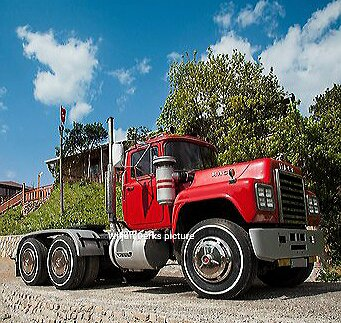 Mack R600 Turkey