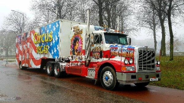 Circus Vegas in Den Haag