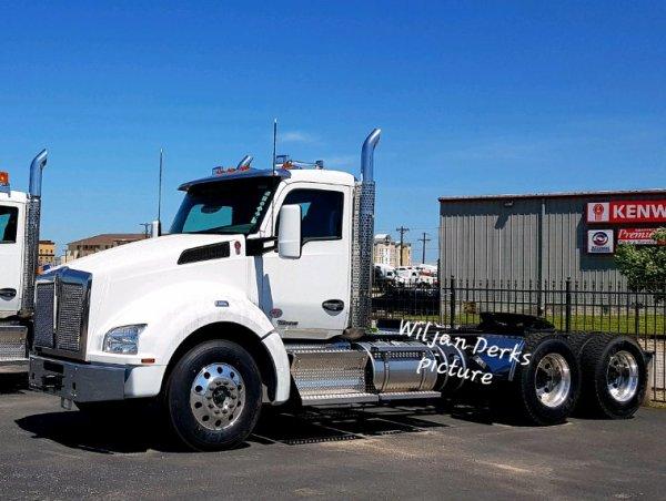 Kenworth T880 Kenworth Buda Texas USA