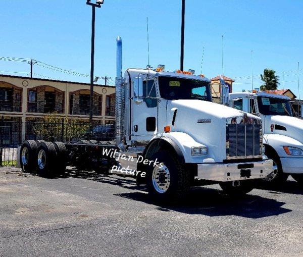 Kenworth T800 Kenworth Buda Texas USA