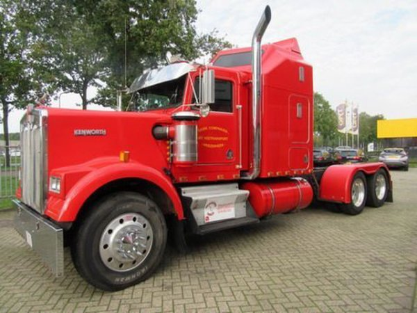 Kenworth W900b for sale The Netherlands