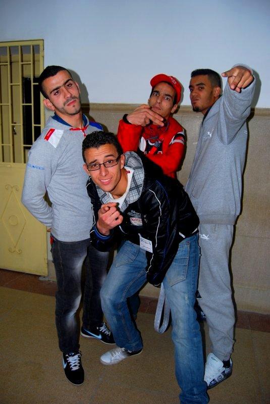 rojo & slamdunk & mosta & bazo zan9awa 2011