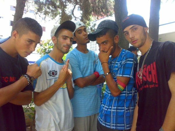 zan9awa click rojo & slamdunk & chaba7 & 2mic & bra9 2011