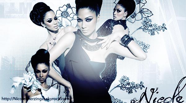 . ♦  Ta source sur la belle et talentueuse Nicole Scherzinger ! ♦