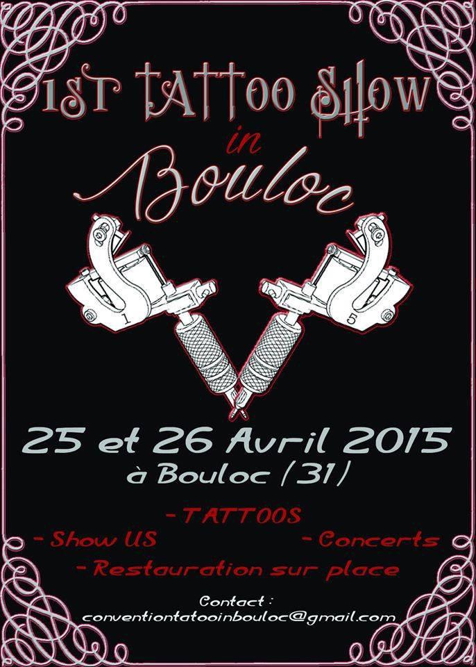 bouloc tattoo show 2015