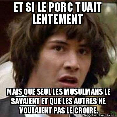 Les musulmans connaissent la vérité