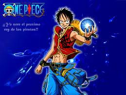 one piece et Luffy
