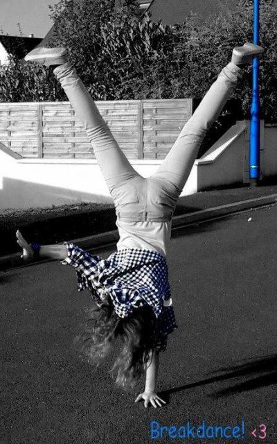 Breakdance! <3