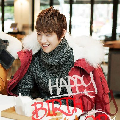 Joyeux Anniversaire JB ♥ ^^hihi!!