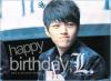 C'est l'anniversaire de MyungSoo (L) des INFINITE ^^hihi!!