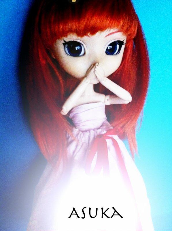 Ma deuxième Pullip, Asuka