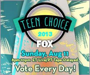 VOTE FOR TVD, IAN ; NINA ; PAUL; KAT NOW AT THE TEEN CHOICE AWARDS