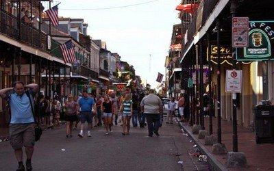 Chapitre 12 : L'arrivée à la Nouvelle-Orléans