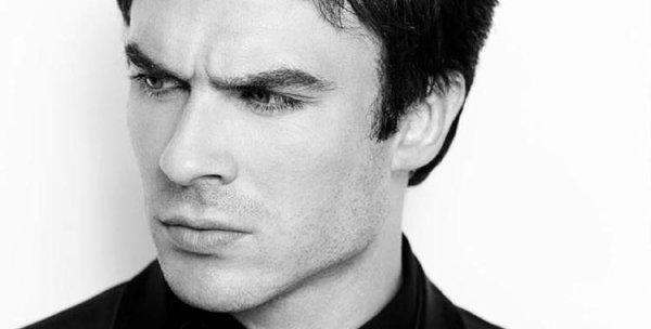 "The Vampire Diaries Saison 5 : Ian Somerhalder ""Le bonheur de Damon ne va pas durer"" !"