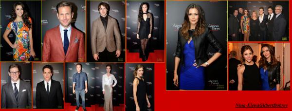 Le cast de The Vampire Diaries et The Originals fête le 100ème épisode de la série mère !