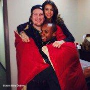 Le cast de The  Vampire Diaries fêtent aussi la St Valentin!