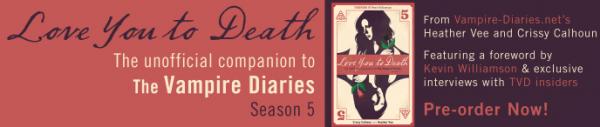 "The Vampire Diaries Saison 5 ""Le compagnon officieux de The Vampire Diaries Saison 5"" LIVRE"