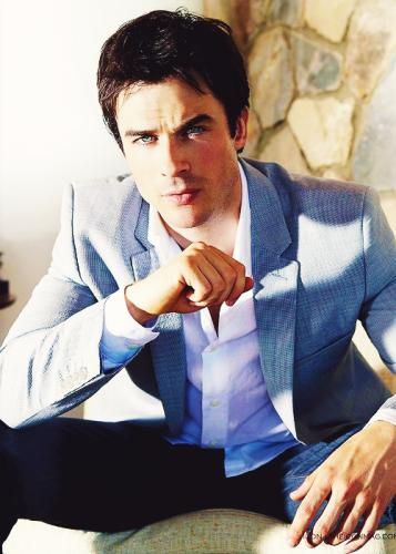 """The Vampire Diaries Saison 6 : """" Ian sera absent .. """""""