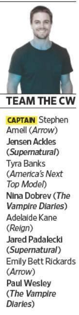 "EW va recréer ""The Battle Of The Network Stars"" : acteurs de la CW concernés !"