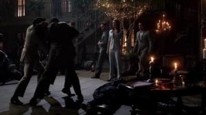 Chapitre 29 : Le combat finale des vampires de Marcel contre les Originels