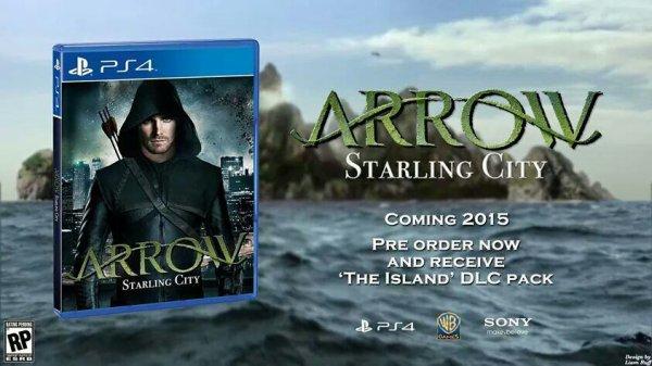 Un jeu sur Arrow va bientôt sortir aux USA,  selon Stephen Amell !
