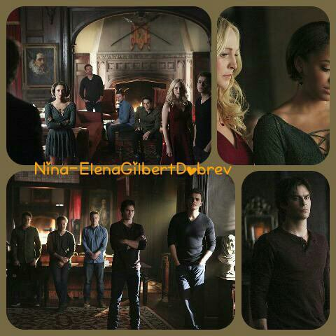 "The Vampire Diaries : Voici les photos promotionnelles du 6x22 ( le season finale )intitulé ""I'm thinking on you all the while"""