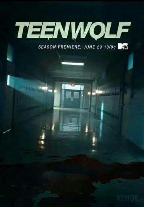 Teen Wolf Saison 5 : Voici un premier poster !