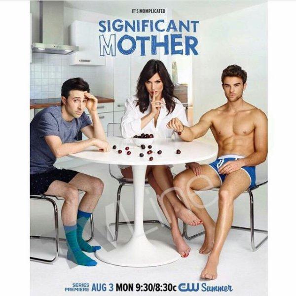 Voici le poster de la saison 1 de « Significant Mother » !