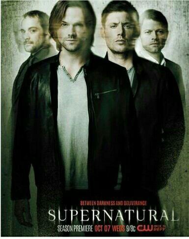 Supernatural : Voici le poster de la saison 11 !