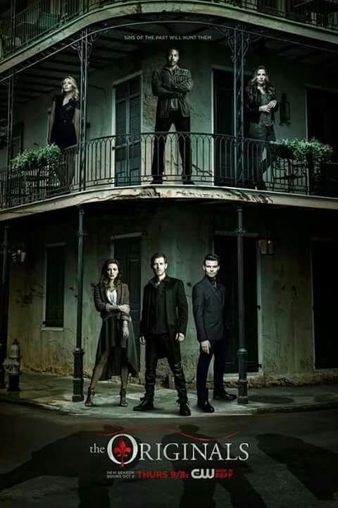 Voici les poster promotionnels des prochaines saisons de The Vampire Diaries et de The Originals