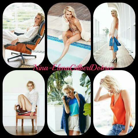 Claire Holt pour « Who What Wear