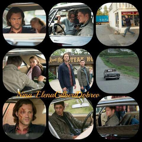 Supernatural : Voici les photos promotionnelles du 11x04 intitulé « Baby »