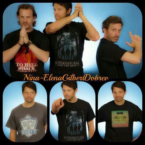 Voici les photos d'un photoshoot de Rpb , Richard et Misha