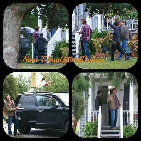 Supernatural : Voici les photos promotionnelles ainsi que des photos de tournage du 11x05 intitulé « Thin Lizzie » qui sera diffusée ce soir sur la chaîne américaine
